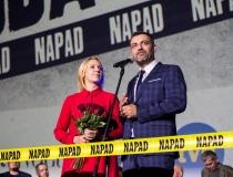 Ewa Lewandowska i Tomasz Mandes - EKIPA