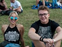 Publiczność w drugim dniu Kraków Live Festival 2019