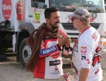 """Rafał Sonik. Rajd Dakar 2019 """"od środka"""""""