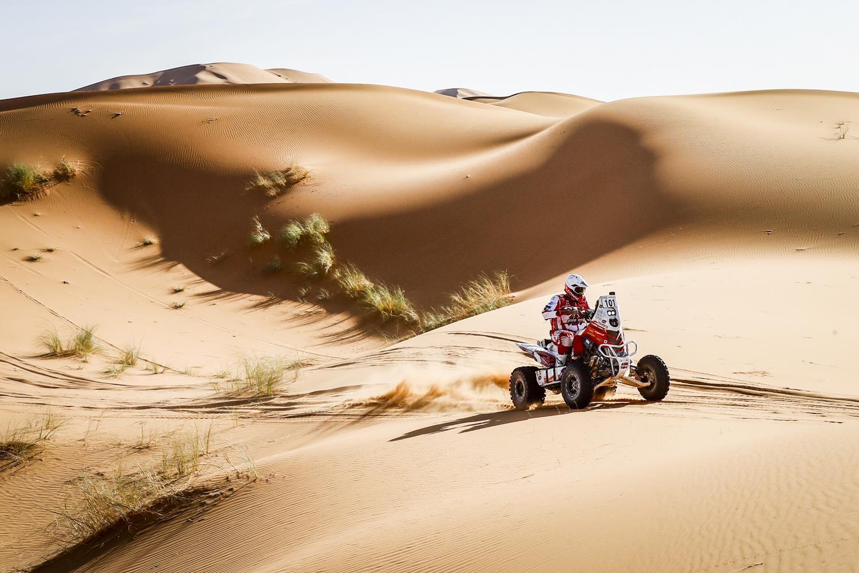 Rajd Maroka 2019 - Rafał Sonik