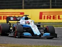 F1. GP 2019 Japonii. Williams Racing