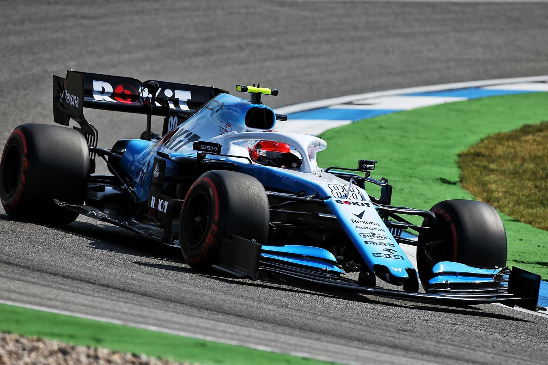 ROKiT Williams Racing po GP Niemiec 2019