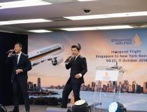 Singapore Airlines. Najdłuższy lot na świecie - inauguracja