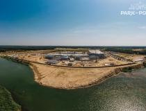Suntago Wodny Świat - stan prac na 19 lipca 2019 roku
