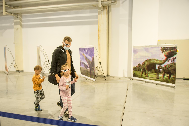 Wystawa Dinozaurów 3D