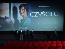 """Twórcy i goście na premierze filmu """"Czyściec"""""""