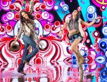 """Uczestnicy 3. edycji """"Dance Dance Dance"""". ROKSANA WĘGIEL I OLIWIA GÓRNIAK"""