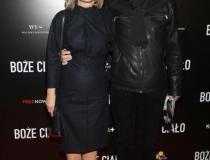 Małgorzata Bogdańska i Marek Koterski