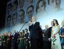 """Uroczysta premiera filmu """"7 uczuć"""" Marka Koterskiego"""