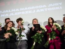 """Uroczysta premiera filmu """"Słodki koniec dnia"""" Jacka Borcucha"""