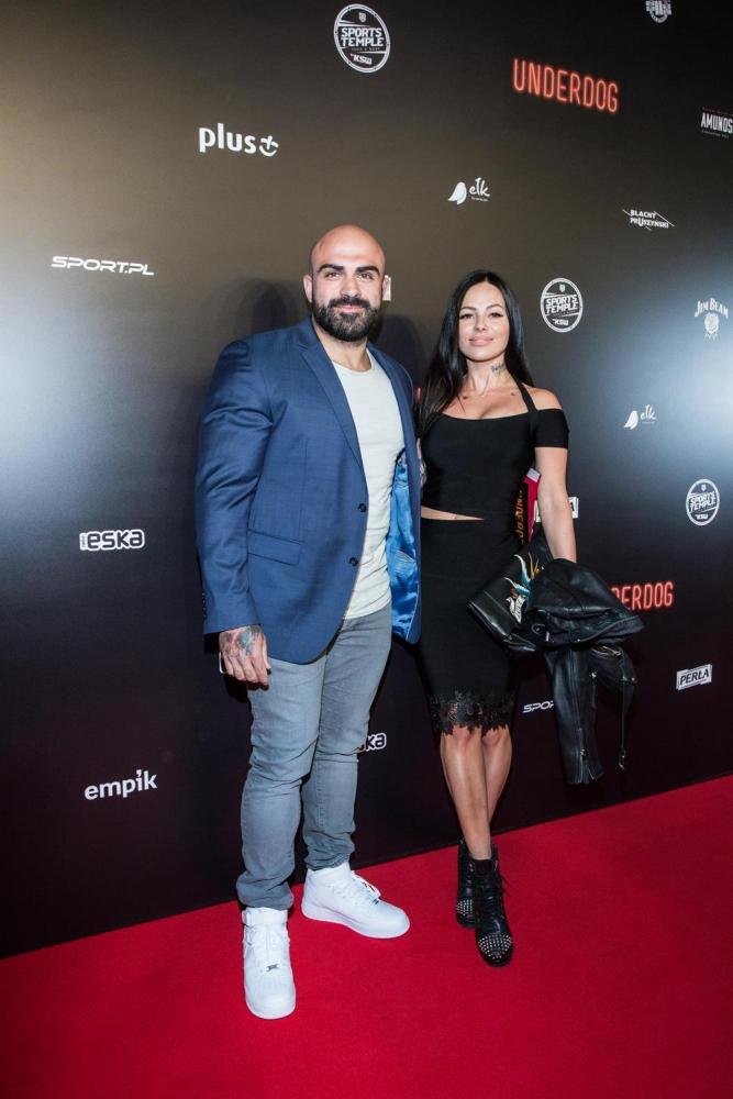Sylwia i Akop Szostak