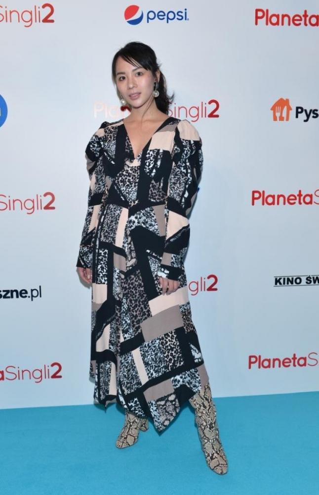 "Uroczysta premiera ""Planety Singli 2"" - Lana Nguyen"