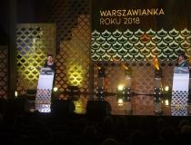 Warszawianka Stulecia i Roku - uroczysta gala