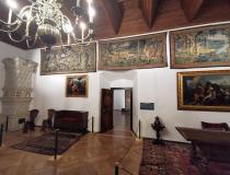 Wielka gala arrasów w Zamku Królewskim na Wawelu
