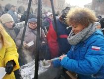 22. wigilia dla bezdomnych i ubogich