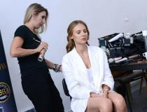 Za kulisami sesji zdjęciowej finalistek Miss Polonia 2019