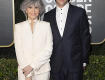Jane Fonda i Troy Garity