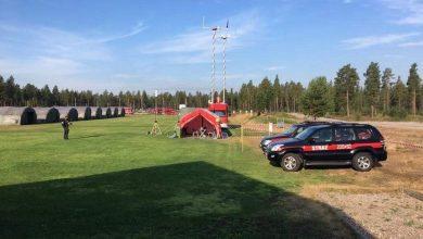 Photo of Polscy strażacy w Szwecji. Inne kraje pomagają gasić pożary lasów