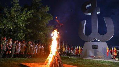 Photo of Obchody 74. rocznicy wybuchu Powstania Warszawskiego