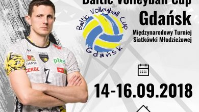 Photo of Gdańsk gospodarzem Baltic Volleyball Cup 2018. Harmonogram meczów