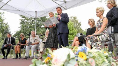 """Photo of Finał Narodowego Czytania 2018 z Parą Prezydencką. Aktorzy czytali """"Przedwiośnie"""""""