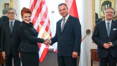 Photo of Georgette Mosbacher nową ambasadorką USA w Polsce. Nowy Sekretarz Stanu w Kancelarii Prezydenta RP