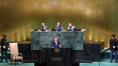 Photo of Zgromadzenie Ogólne ONZ. Podsumowanie dwudniowej wizyty Andrzeja Dudy w Nowym Jorku