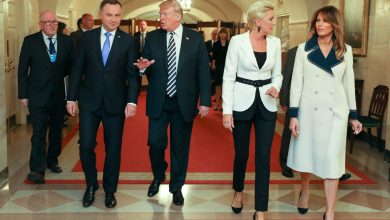 Photo of Wizyta Pary Prezydenckiej w Białym Domu. Rozmowy z prezydentem USA Donaldem Trumpem