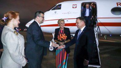 Photo of Para Prezydencka już w Waszyngtonie. Program wizyty w USA
