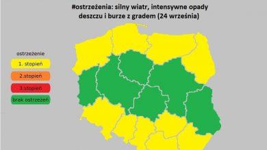 Photo of Rządowe Centrum Bezpieczeństwa. Polska: silny wiatr, burze z gradem