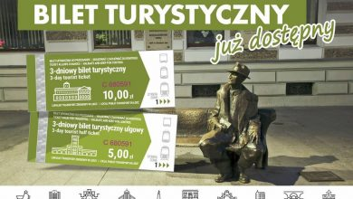 Photo of Łódzki bilet turystyczny: 3 dni za 10 zł