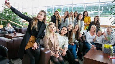 Photo of Finalistki Miss Polski 2018 odwiedziły chorego Norberta [ZDJĘCIA]