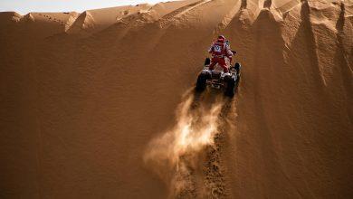 Photo of Rajd Maroka 2018. Rafał Sonik wygrał czwarty etap