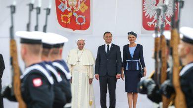 Photo of Papież Franciszek przyjmie na audiencji parę prezydencką