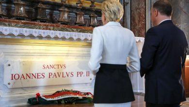 Photo of 40. rocznica wyboru Karola Wojtyły na papieża. Para Prezydencka w Watykanie, uroczystości w Krakowie