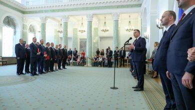 Photo of Prezydent Duda powołał nowych sędziów Sądu Najwyższego. Wbrew decyzji NSA
