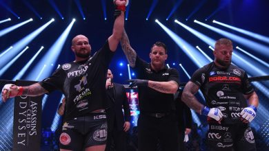 Photo of Gala KSW 45: The Return to Wembley