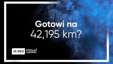 Photo of 19. PKO Poznań Maraton i 5. PZU Cracovia Półmaraton Królewski. Informacje