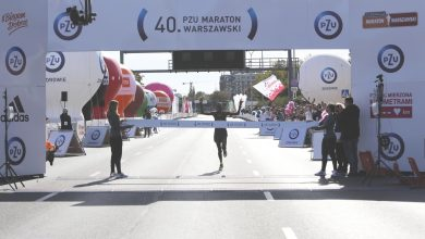 Photo of David Metto i Beatrice Cherop zwycięzcami 40. PZU Maratonu Warszawskiego
