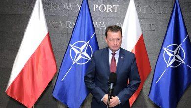 Photo of Maciej Rybus i prezydent Zielonej Góry zakażeni koronawirusem. Szef MON Błaszczak na kwarantannie
