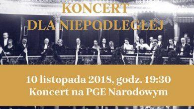 Photo of Znamy artystów Koncertu dla Niepodległej na PGE Narodowym. Bezpłatne bilety