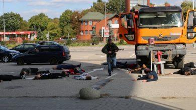 """Photo of """"Atak terrorystyczny"""" w Warszawie. Wszystko wyglądało bardzo realistycznie"""