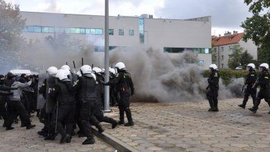 Photo of Szczyt klimatyczny ONZ w Katowicach. Ćwiczenia sztabowe śląskich policjantów [WIDEO]