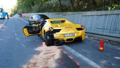 Photo of Tragiczna śmierć na słowackiej drodze. Polacy ścigali się luksusowymi samochodami [WIDEO]
