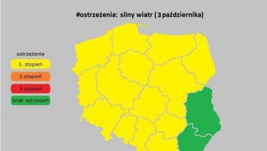 Photo of Niż Jessika nad Polską. Silne porywy wiatru i przelotne opady