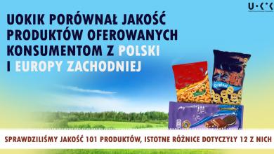 """Photo of Wyniki testów UOKiK. """"Podwójna jakość żywności"""" w Polsce i na zachodzie Europy"""