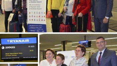 Photo of Ryanair w Krakowie. 20-milionowy pasażer, 5-lecie bazy, 3 nowe trasy