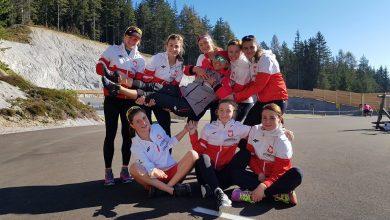 Photo of Zgrupowania seniorskiej i młodzieżowej reprezentacji Polski w biathlonie zakończone
