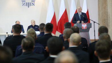 Photo of Strajk. List Komendanta Głównego Policji do policjantów. Propozycje MSWiA dla funkcjonariuszy