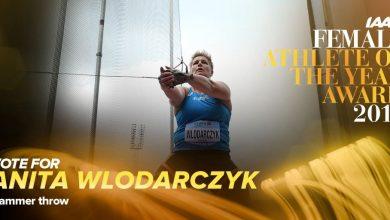 Photo of Włodarczyk i Nowicki laureatami Złotych Kolców 2018. Rekordzistka świata nominowana do tytułu lekkoatletki roku IAAF